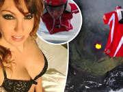 九死一生的翼装飞行 飞跃火山的女汉子