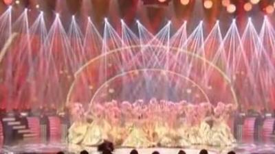 吉林市歌舞团开场舞《吉祥中国》