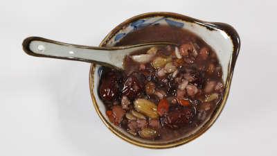 北平冬日一碗腊八粥的温暖