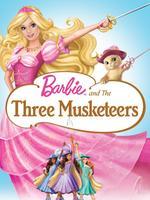 芭比公主三剑客