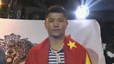 中国勇士对抗战斗民族