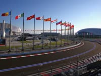F1俄罗斯大奖赛前瞻 索契赛道介绍