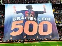 梅西巴萨生涯500球全纪录(101-200)