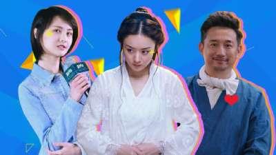 郑爽暑期档上线跟赵丽颖抢收视