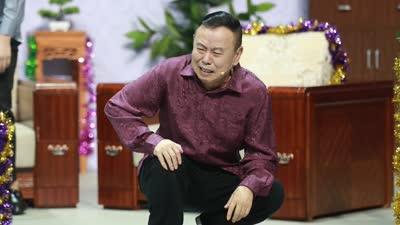 11期预告:潘长江惹怒蔡明竟下跪认错