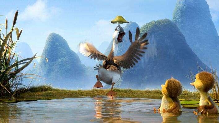 《妈妈咪鸭》曝国际版预告 1.27锁定寒假必看