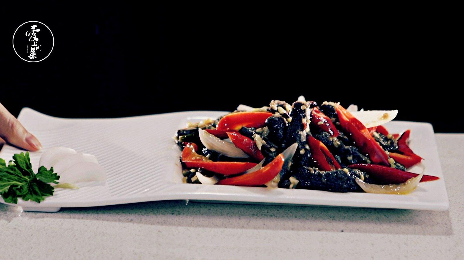 爱上川菜048:山地勇士的泡椒牛柳