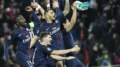 欧冠1/8决赛首回合全进球 本泽马破门巴萨遭屠杀