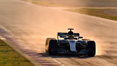 汉密尔顿360°视角 带你感受不一样的F1