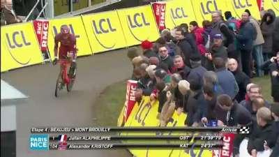 我的天!领先18秒阿拉菲利普成为绝对夺冠热门