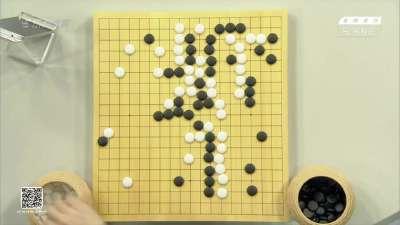 柯洁详解昨日AlphaGo失误 复盘逐步讲解