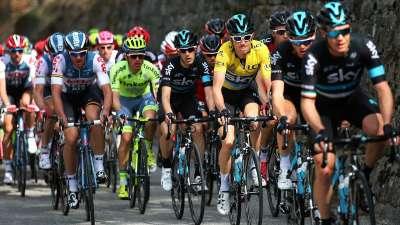 2016巴黎-尼斯自行车赛第七赛段全场录播(中文)