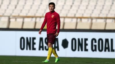 武磊:中伊战前已做好困难准备 梦想就是踢世界杯
