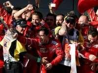 2017赛季F1澳大利亚站正赛 粤语全场录播