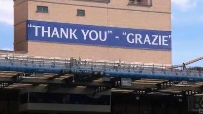 谢谢你!斯坦福桥全场为孔蒂鼓掌 阿布也为他拍拍手