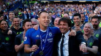 孔蒂:特里书写蓝桥传奇 足总杯阿森纳是夺冠热门