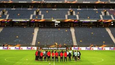 哀悼!欧联决赛前将为曼市恐袭遇难者默哀