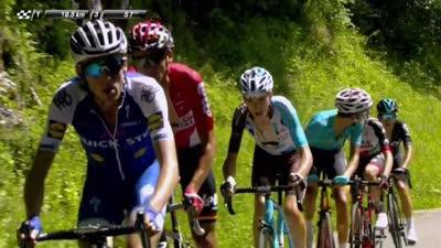 2017环多菲内自行车赛第六赛段全场录播(英文)