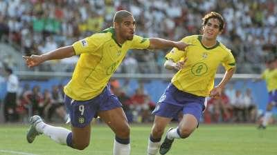 经典-阿德破门弗雷德锁胜局 巴西2-0澳大利亚