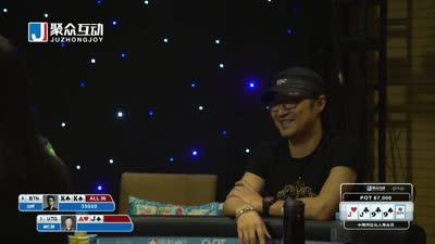 德州扑克-汪峰老师输给了运气 无奈成为FT泡沫