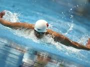 汪顺:很满意自己的成绩 蛙泳游起来舒服了很多