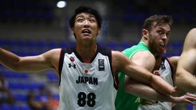 男篮亚洲杯-张本天杰13分 日本不敌澳大利亚