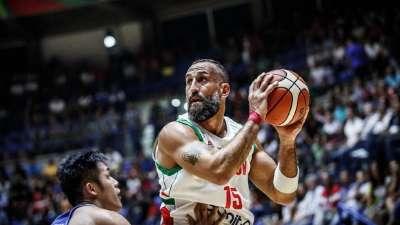 亚洲杯-哈提布30+7+4 黎巴嫩90-77中国台北进8强