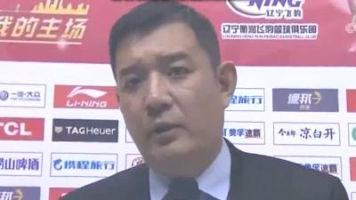 巩晓彬:球队暴露问题较多 球员需通过比赛提升经验
