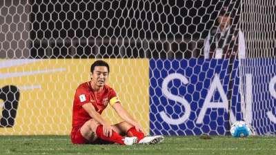 赵海宸专栏:被拿来和学霸作对比的中国队