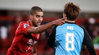 亚冠-阿兰推射破僵于汉超终场送点 恒大1-1川崎
