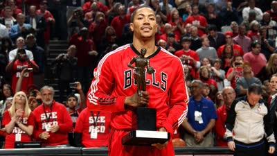 历史上的5月4日:罗斯成史上最年轻常规赛MVP
