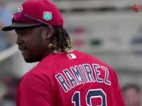 新赛季改守一垒 拉米雷斯首秀找状态