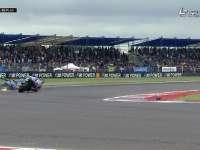 MotoGP阿根廷站正赛 43号车手米勒摔车