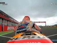 MotoGP阿根廷站正赛起步回放 罗西狂掉位置