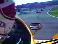 1987年F1奥地利站 中岛一贵老爸第一圈车载