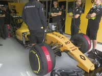 F1英国站排位赛Q1:巴顿与马格努森 究竟谁进Q2?