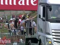 F1匈牙利站车手巡游全场回顾