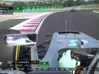 头哥小心!F1匈牙利站正赛:再出线要被罚啦