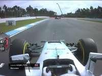 F1德国站FP1全场回顾(车载)