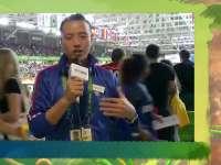 女子凯林赛中国未进决赛 观众对场馆满意