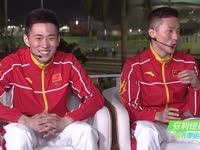 董栋:我是高磊大哥 赛场上我们既是队友也是对手