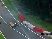 F1比利时站经典:莱科宁2004赛季的唯一一个分站冠军