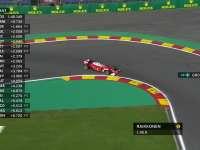 F1比利时站FP1:格罗斯让抱怨赛车调教问题