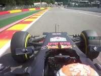 F1比利时站FP2:维斯塔潘再开嘴炮抱怨法拉利