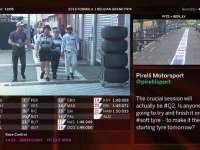F1比利时站排位赛(维修站)全场回顾