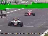 F1意大利站正赛(现场声)全场回放