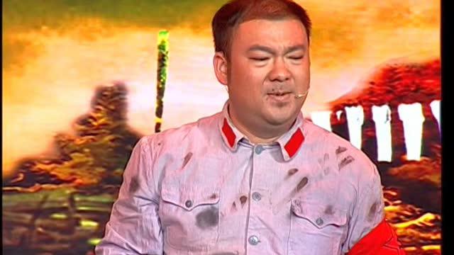 《忠诚誓言》益阳市庆祝中国共产党成立95周年特别节目(上)