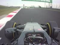泥揍凯!F1马来西亚站排位赛Q1:巴顿被挡暴怒