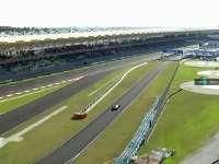 呵呵呵呵!F1马来西亚站正赛:里卡多夺冠后庆祝TR
