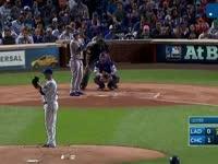 MLB季后赛 洛杉矶道奇vs芝加哥小熊G1 全场录播(中文)
